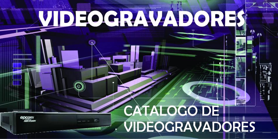 VIDEOGRABADORES